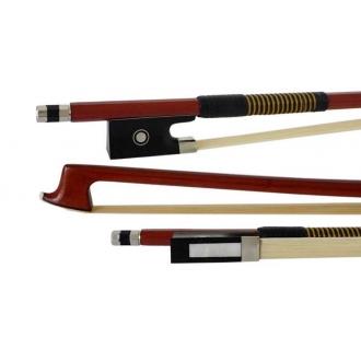 Смычок для скрипки 4/4 из Бразильского дерева 1076vn