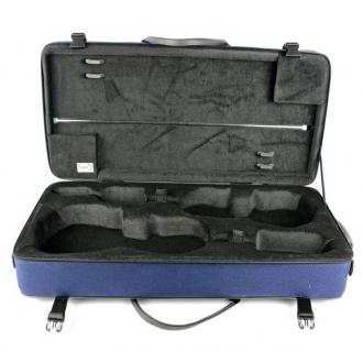 "Футляр BAM Classic для скрипки и альта 16"" 3/8 (41,5 cm), синий"