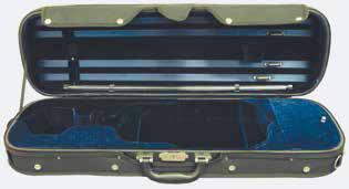 Футляр для скрипки Petz 2122VN, синий/синий