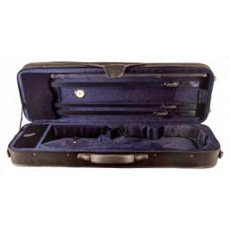 Футляр для скрипки Petz 2412VN, черный/синий