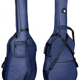 Чехол для контрабаса 3/4 Gewa Gig-bag Prestige (BL), 3mm