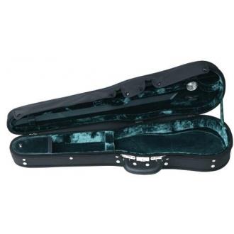 Футляр Gewa Liuteria Maestro для скрипки, черный/зеленый