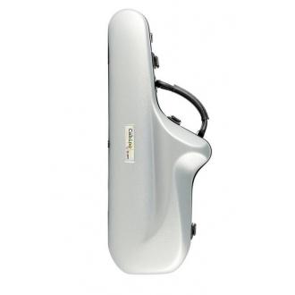 Футляр для саксофона альт BAM Cabine 4011SG, серебристый металлик