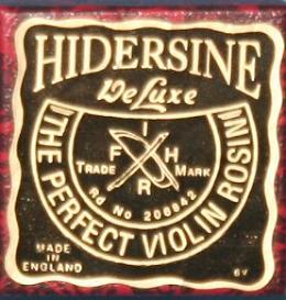Канифоль HIDERSINE Deluxe (темная)