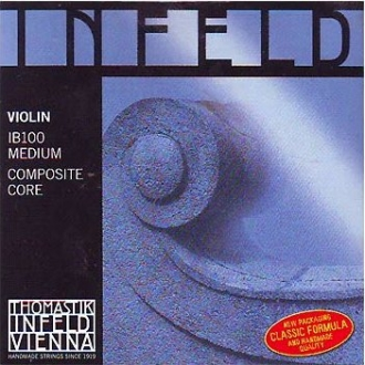 Струна Ля THOMASTIK Infeld Blue для скрипки