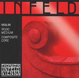 Комплект струн для скрипки THOMASTIK Infeld Red
