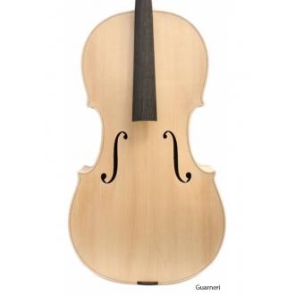 Белая виолончель 3/4 Strad