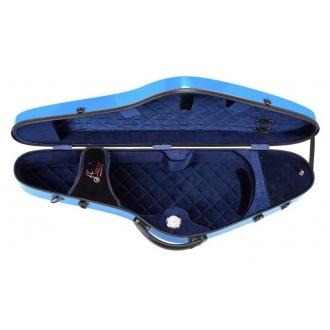Футляр для скрипки Synthetic AIF18, синий/синий
