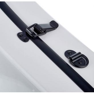 Футляр для скрипки Synthetic AIF18, белый/зеленый