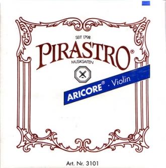 Комплект струн для скрипки PIRASTRO Aricore