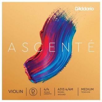 Струна Ре D'Addario Ascente для скрипки