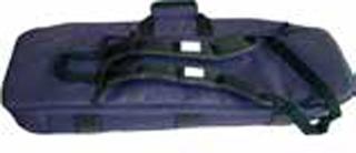 Чехол для скрипичного футляра, 20мм, синий