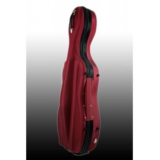 Футляр для виолончели Composite Nylon cover, красный