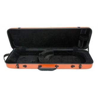 Футляр для скрипки Carbon Master Oblong, оранжевый