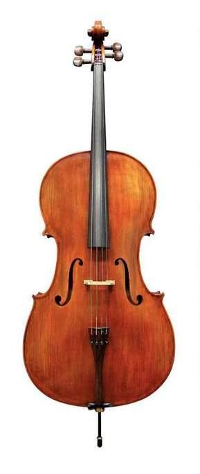 """Мастеровая виолончель 4/4 Heinrich Drechsler """"Concerto"""""""