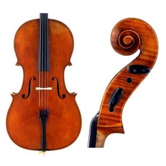 Мастеровая виолончель Bj?rn Stoll Model Stradivari 7/8 Classic, под доводку