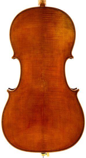 Мастеровая виолончель Bj?rn Stoll Model Stradivari 7/8 Concerto, под доводку
