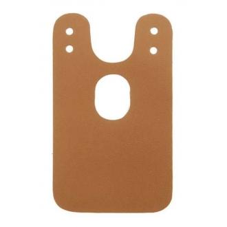 Накладка Clamp Cover на крепление подбородника, беж