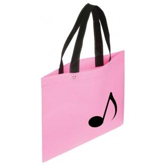 Сумка Нота, розовая