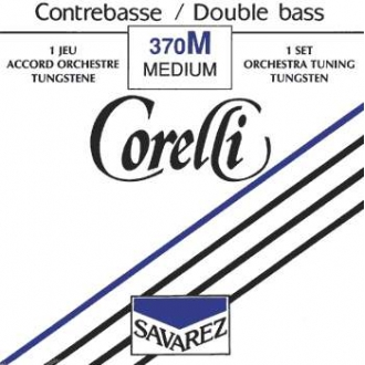 Комплект струн для контрабаса Corelli 370 Orchester
