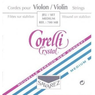 Струна Ре CORELLI Cristal для скрипки