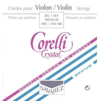 Струна Ля CORELLI Cristal для скрипки
