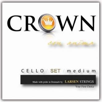 Cтруна Соль LARSEN Crown для виолончели
