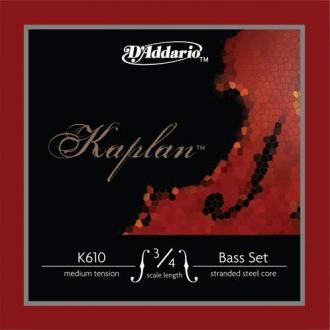 Комплект струн для контрабаса D´Addario Kaplan