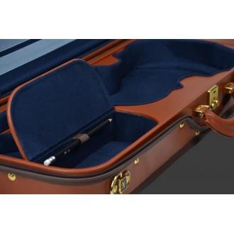 Футляр для скрипки Diplomat, Cognac/Cognac-blue