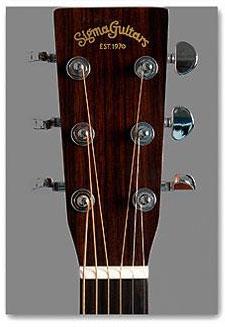 Акустическая гитара Sigma DM-15