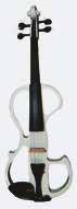 Электро скрипка EVN100W White