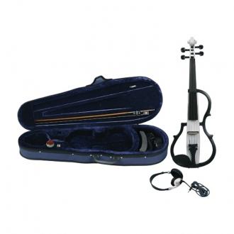 Электроскрипка GEWA E-Violine, белая