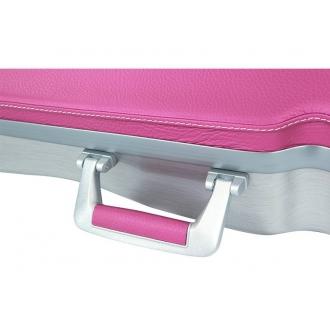Футляр для скрипки BAM Hightech L'Etoile Contoured, розовый