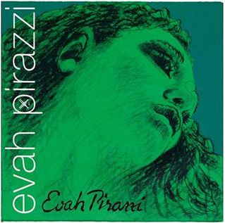 Комплект струн для скрипки Pirastro Evah Pirazzi, натяжение - Strong