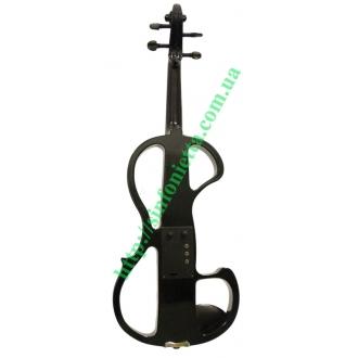 Электроскрипка 4/4 EVN100S black