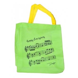 """Сумка для нот """"Stave"""" - cветло-зеленого цвета"""