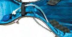 Футляр IKA ABS Flight для виолончели, белый гранит/серый