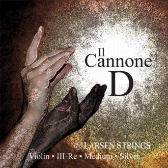 Струна Ре Larsen Il Cannone для скрипки