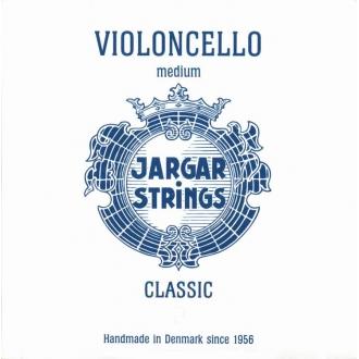 Струна Ми Jargar для виолончели