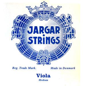 Комплект струн для альта Jargar (серебро)
