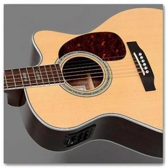 Гитара электроакустическая Sigma JRС-40E