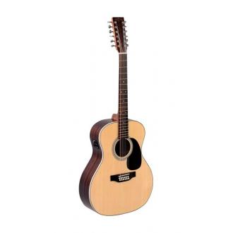 Электроакустическая гитара Sigma JR12-1STE