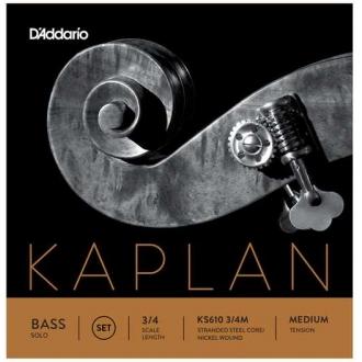 Струна E D'Addario Kaplan для контрабаса