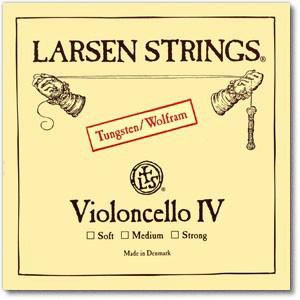 Струна До Larsen для виолончели