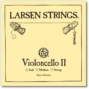 Струна Ре Larsen для виолончели