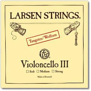 Струна Соль Larsen для виолончели