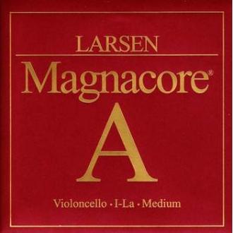 Струна Ля Larsen Magnacore для виолончели