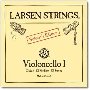 Струна Ля Larsen Soloist для виолончели