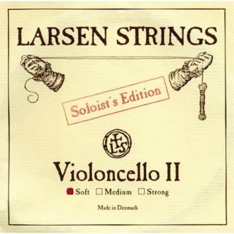 Струна Ре Larsen Soloist для виолончели