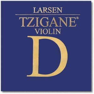 Струна Ре LARSEN TZIGANE для скрипки